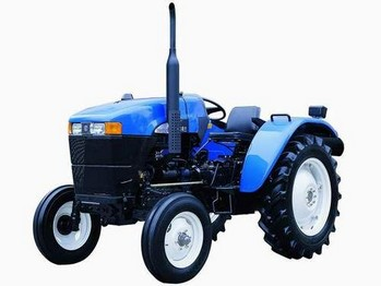 Колесный трактор New Holland SNH554